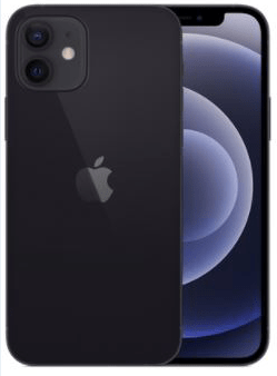 CELLULARE APPLE IPHONE 12 64GB MGJ53QL/A BLACK ITALIA.