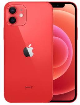 CELLULARE APPLE IPHONE 12 128GB MGJD3QL/A RED ITALIA.