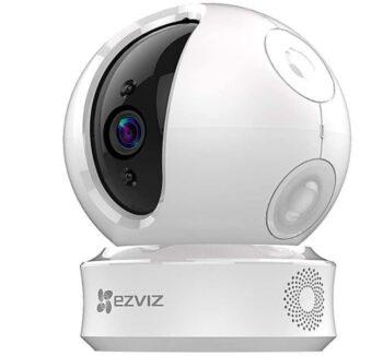 TELECAMERA DI VIDEOSORVEGLIANZA PER INTERNO ROTANTE MOTORIZZATA HD 1080P EZVIZ C6C.