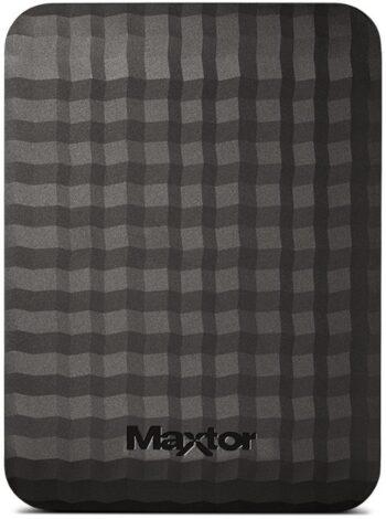 HDD esterno Maxtor/Seagate da 500GB