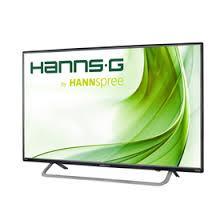 "MONITOR LCD 40"" HANNSPREE FULL HD LED HL407UPBREU"