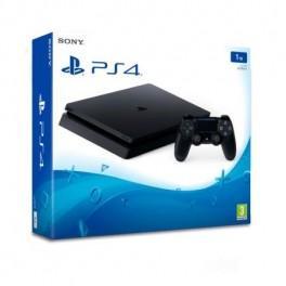 PS4 SONY CONSOLE SLIM CHASSIS 1TB EU BLACK