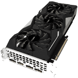 VGA PCI-E 6144MB GIGABYTE GEFORCE 6GB RTX 1660 GV-N1660GAMING-6GD OC