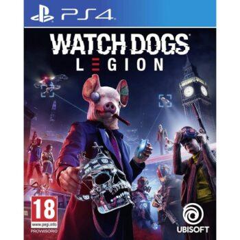 PS4 GIOCO UBISOFT WATCH DOGS LEGION STANDARD EDITION ITALIA