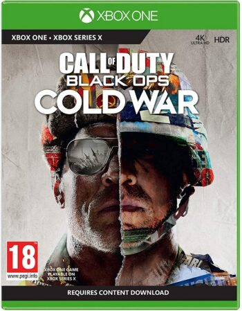 XBOX ONE GIOCO ACTIVISION CALL OF DUTY BLACK OPS COLD WAR ITALIA