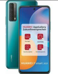 CELLULARE HUAWEI P SMART 2021 DUOS GREEN TIM