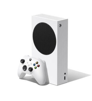 XBOX SERIES S MICROSOFT CONSOLE 512GB WHITE ITALIA
