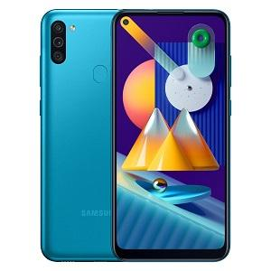 CELLULARE SAMSUNG M115 GALAXY M11 DUOS BLUE EUROPA