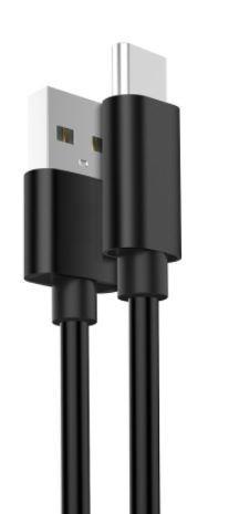 CAVO DATI/CARICA USB PER SMARTPHONE TYPE-C 1MT EWENT EC1033