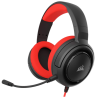 CUFFIE + MICROFONO 3.5MM GAMING CORSAIR HS35 CA-9011198-EU RED