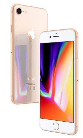 CELLULARE RICONDIZIONATO APPLE IPHONE 8 64GB GOLD GRADO A