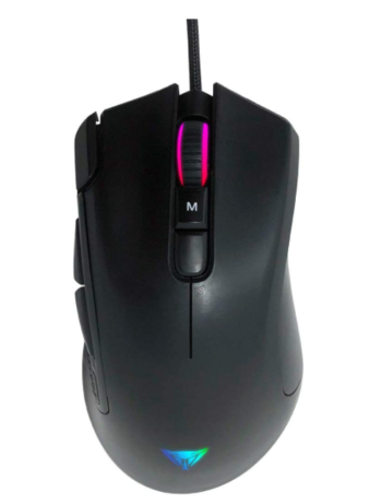 MOUSE OTTICO USB GAMING PATRIOT VIPER V551 RGB PV551OUXK.