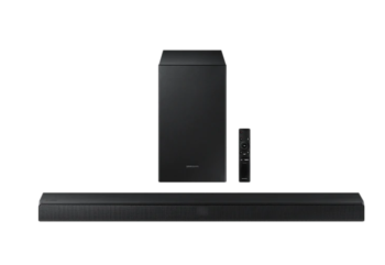 HOME CINEMA SOUNDBAR 2.1 320W SAMSUNG HW-T550/ZF