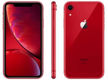 CELLULARE RICONDIZIONATO APPLE IPHONE XR 64GB RED GRADO A.