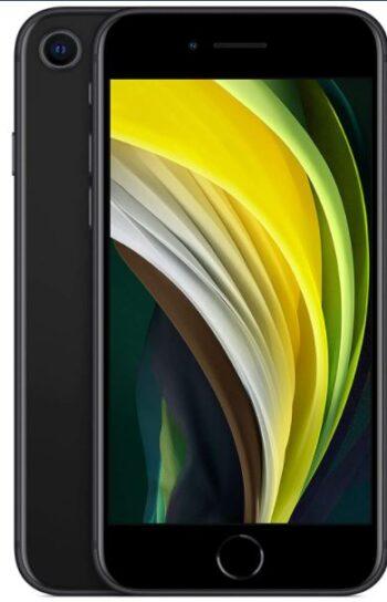 CELLULARE RICONDIZIONATO APPLE IPHONE SE 2020 128GB BLACK GRADO A.