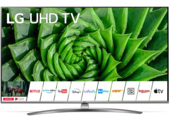 """TV LED 43"""" LG 4K 43UN81003 SMART TV EUROPA BLACK"""