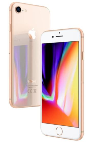 CELLULARE RICONDIZIONATO APPLE IPHONE 8 256GB GOLD GRADO A