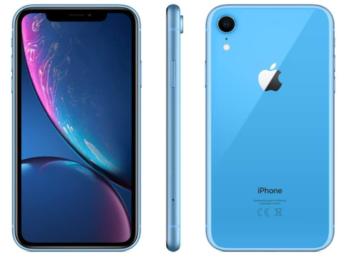 CELLULARE RICONDIZIONATO APPLE IPHONE XR 64GB BLUE GRADO A