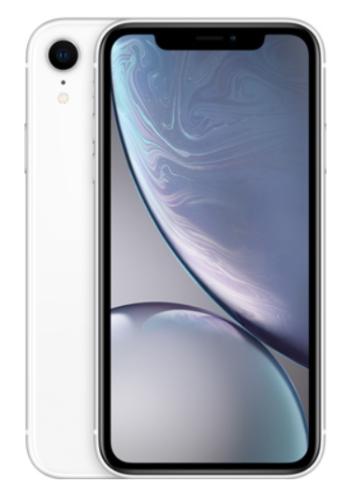 CELLULARE RICONDIZIONATO APPLE IPHONE XR 64GB WHITE GRADO A