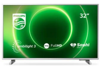 """TV LED 32"""" PHILIPS 32PHS6605/12 SMART TV EUROPA BLACK"""