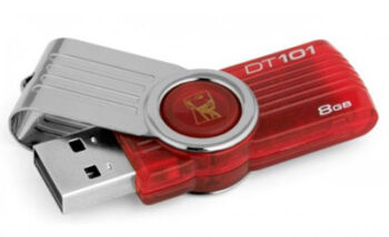 MEMORIA USB 08GB 2.0 KINGSTON DT101