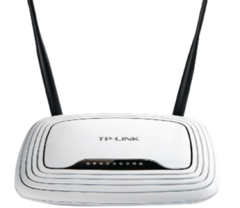 WIRELESS ROUTER 300MBPS TP-LINK TL-WR841N.
