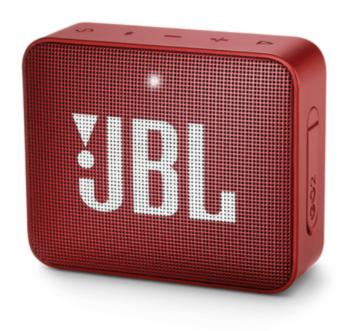 CASSE PORTATILI BLUETOOTH JBL GO 2 JBLGO2RED RED
