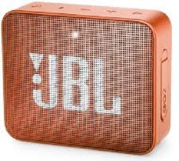 CASSE PORTATILI BLUETOOTH JBL GO 2 ARANCIONE JBLGO2ORG.