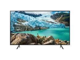 "TV LED 55"" SAMSUNG 4K UE55RU7172 SMART TV EUROPA BLACK"
