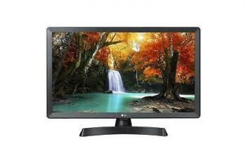 """MONITOR LED TV 28"""" LG 28TL510V EUROPA BLACK."""