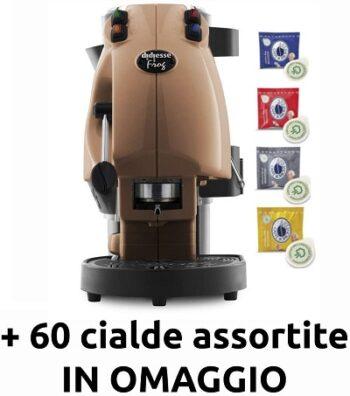 MACCHINA DA CAFFE' DIDIESSE FROG  PACK CON 60 CIALDE NOCCIOLA