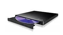 MASTERIZZATORE DVD ESTERNO DL LG SLIM GP57EB40 BLACK