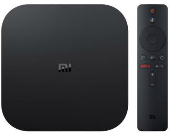 TV ACCESSORIO MI BOX S ANDROID 8.1 TV BOX XIAOMI BLACK