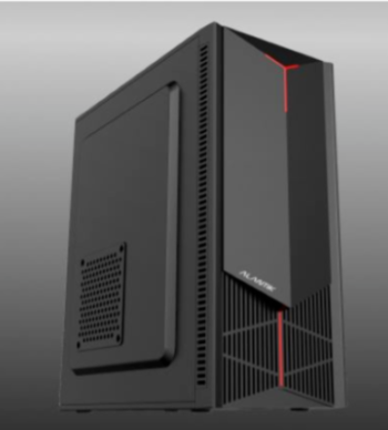 CASE ATX 500W ALANTIK CASA62 CON ALIMENTATORE E USB 3.0.