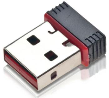 WIRELESS USB ADAPTER NANO 150MBPS ALANTIK WIFI15.