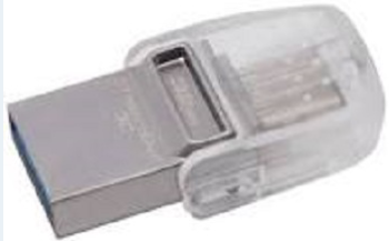 MEMORIA USB 32GB 3.1 KINGSTON DTDUO3C/32GB