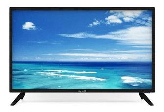 "TV LED 32"" ARIELLI LED-32S214T2 BLACK ITALIA."