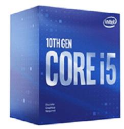 CPU INTEL LGA1200 CORE I5-10400BOX BX8070110400.