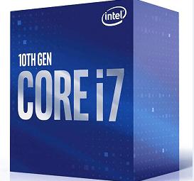 CPU INTEL LGA1151 CORE I7-10700BOX BX8070110700.