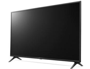 """TV LED 43"""" LG 4K 43UN71003 SMART TV EUROPA BLACK"""