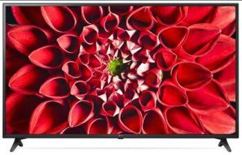"""TV LED 49"""" LG 4K 49UN71003 SMART TV EUROPA BLACK."""