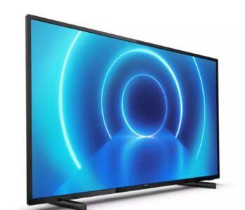 "TV LED 58"" PHILIPS 4K 58PUS7505/12 SMART TV EUROPA BLACK."