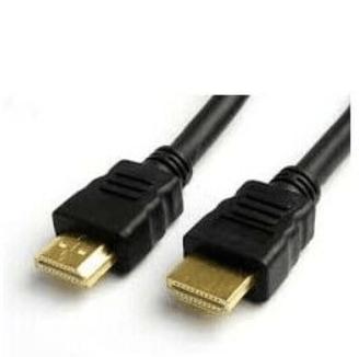 CAVO HDMI HIGH SPEED M/M 3MT TECNO CON TERMINALI ORO 24.46.
