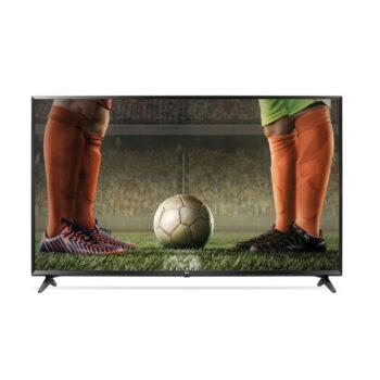 LG 55UK6100 - SMART TV LED 55'' Ultra HD 4K - Risoluzione: 3840x2160 pixel Tecnologia WiFi - Ethernet Tuner Digitale Terrestre: DVB-T2 HEVCe Satellitare DVB-S2Processore Quad Core - Casse integrat