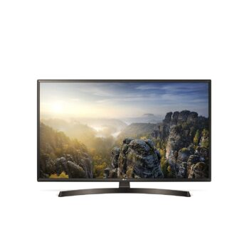 "TV LED 43"" LG 4K 43UK6400 SMART TV EUROPA BLACK"