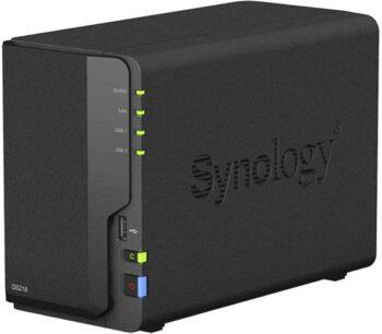 NAS NETWORK STORAGE SYNOLOGY DISKSTATION DS218