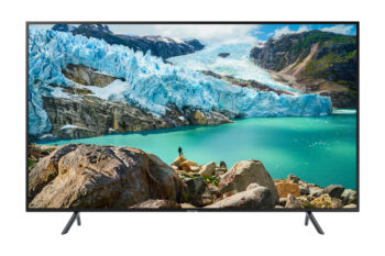 """TV LED 55"""" SAMSUNG 4K UE55RU7170 SMART TV ITALIA BLACK"""