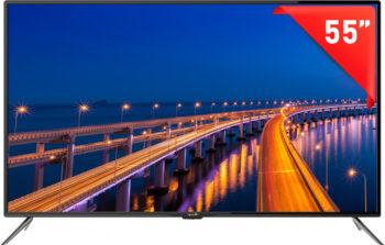 """TV LED 55"""" ARIELLI 4K LED-55Z1UHD SMART TV ITALIA BLACK"""
