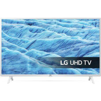 """TV LED 43"""" LG 4K 43UM7390 SMART TV EUROPA WHITE"""