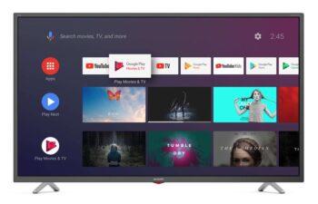 """TV LED 40"""" SHARP 4K 40BL3E SMART ANDROID 9.0 ITALIA BLACK"""
